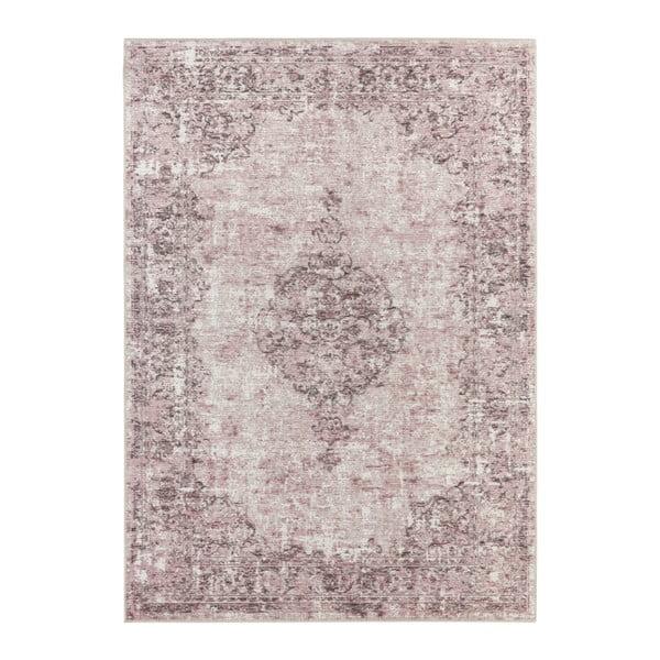 Tmavě růžový koberec Elle Decor Pleasure Vertou, 160 x 230 cm