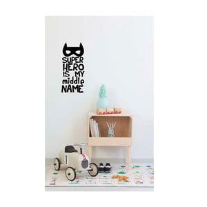 Vinylová samolepka na stěnu Little Nice Things Superhero