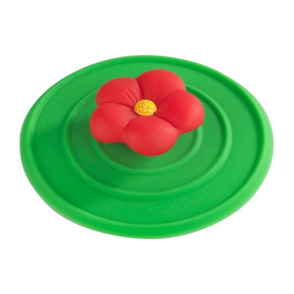 Dop din silicon pentru chiuvetă Wenko Flower