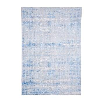 Covor Floorita Abstract Light Blue, 120 x 180 cm, albastru-gri