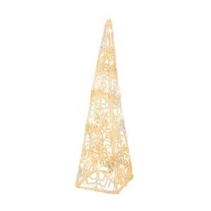 Con luminos Best Season Crystal Cone, 45 cm
