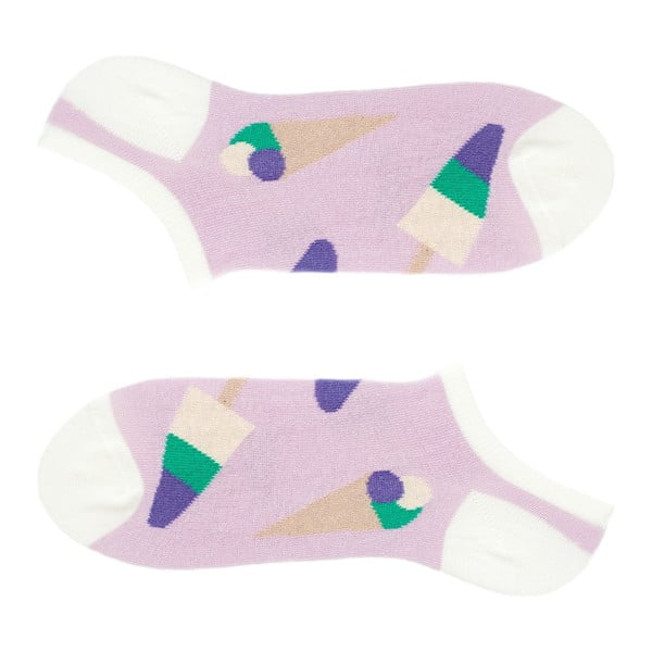Ponožky Creative Gifts Fragola, nízké