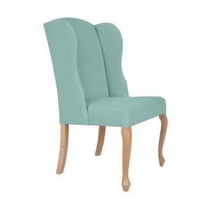 Mátově zelená židle Windsor & Co Sofas Libra