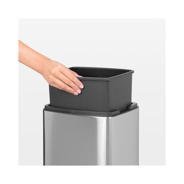 Dotykový odpadkový koš Touch Bin, 10 l