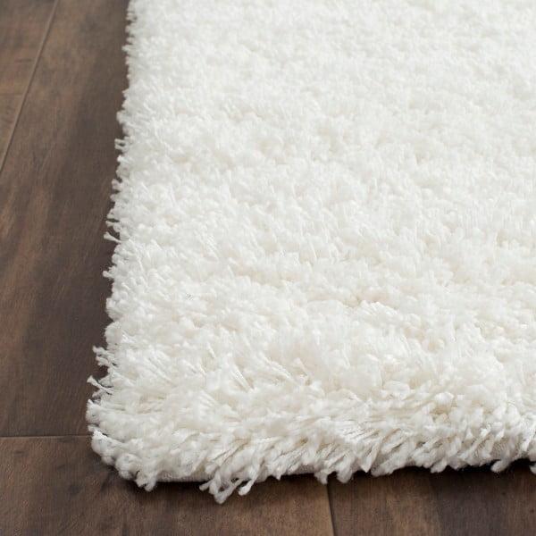 Koberec Crosby White, 160x228 cm