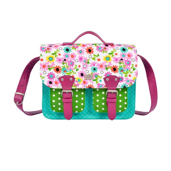 Taška Satchel Musette Happy Girls
