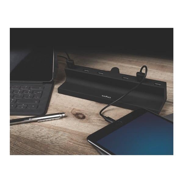 USB stolní hub se 6 porty Veho