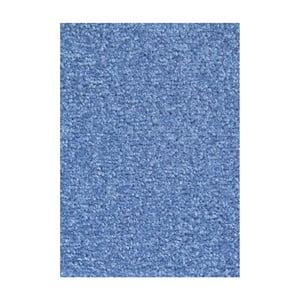 Modrý koberec Hanse Home Nasty, 67 x 120 cm