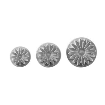 Set 3 forme Mason Cash Cutters, floare de mușețel de la Mason Cash