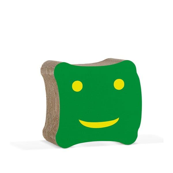 Dětská kartonová židle Biscotto Green