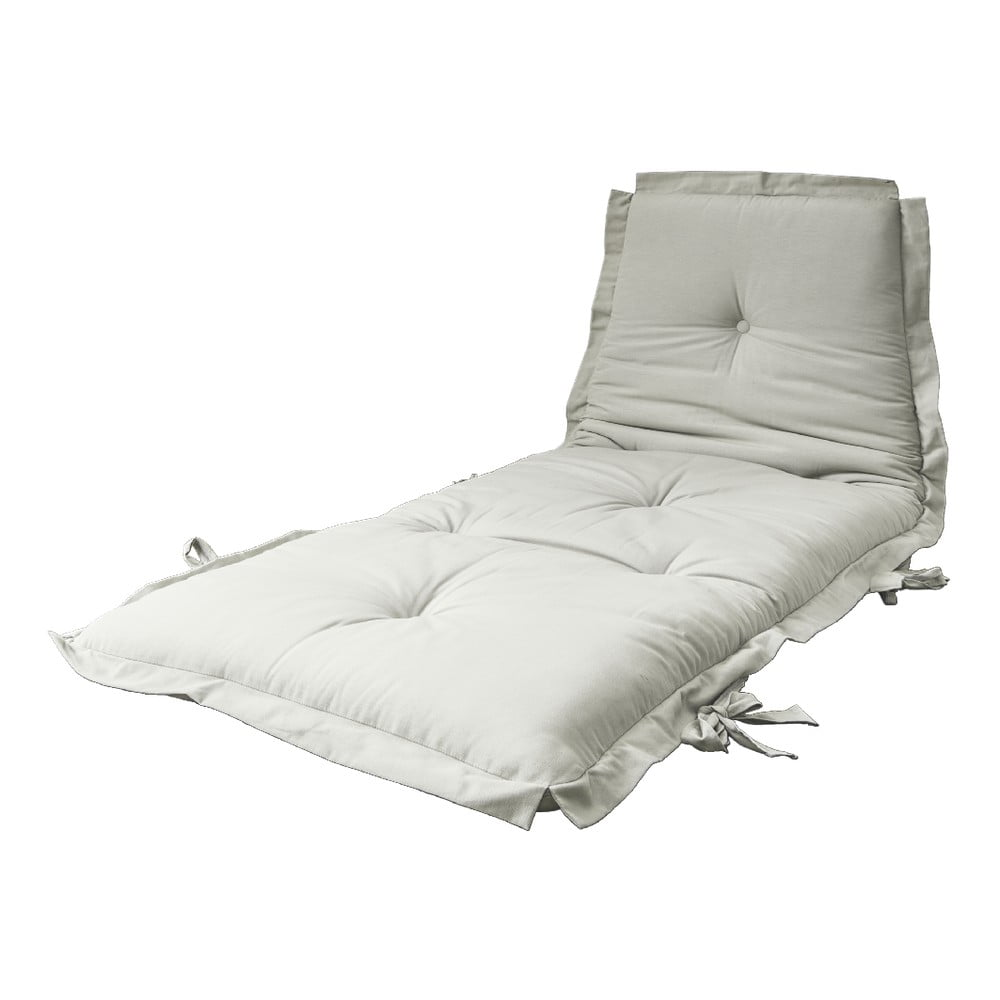 Variabilní futon Karup Design Sit  Sleep Creamy