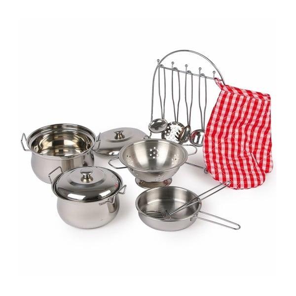 Sada dětského kuchyňského nádobí Legler Gustav