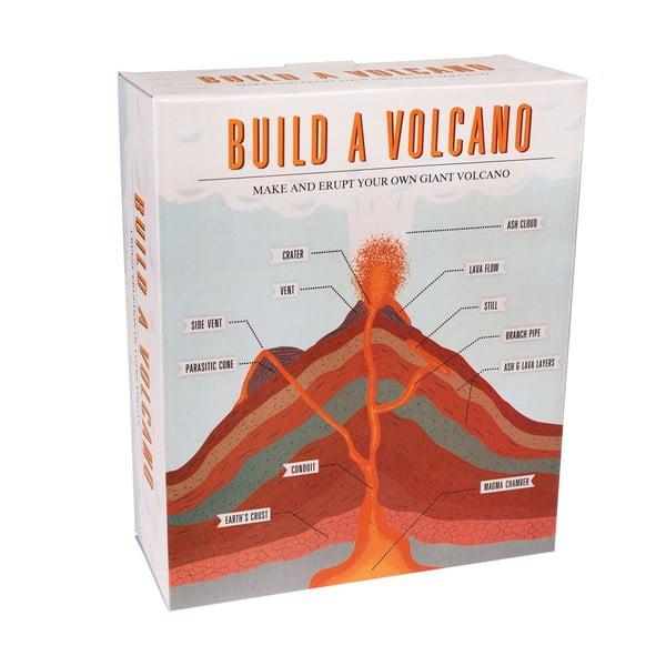 Dětská tvořicí sada Rex London Build a Volcano