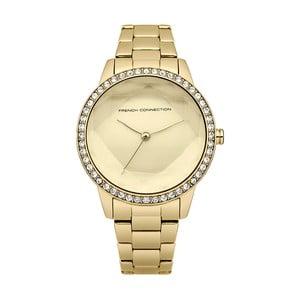 Zlaté dámské hodinky French Connection Sylvie