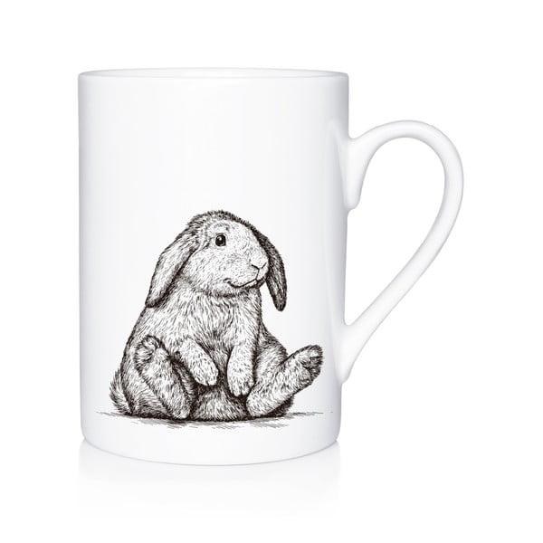 Porcelánový hrnek We Love Home Bunny, 300 ml