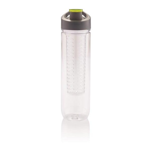Zelená lahev se sítkem XD Design Loooqs