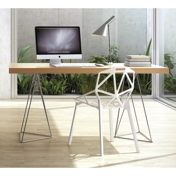 Světle hnědý stůl TemaHome Multi, 160 cm