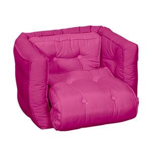 Dětské křesílko Karup Baby Dice Pink/Pink