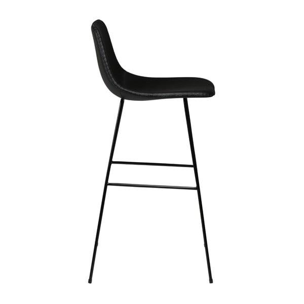 Černá barová židle DAN-FORM Denmark Floss