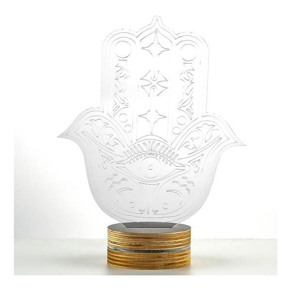 3D stolní lampa Hamsa I