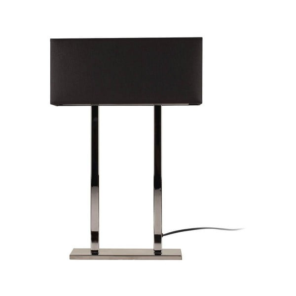 Way Surf III fekete asztali lámpa