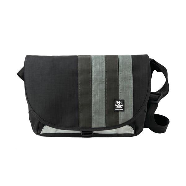 Taška Dinky Di Messenger S, černá/šedá