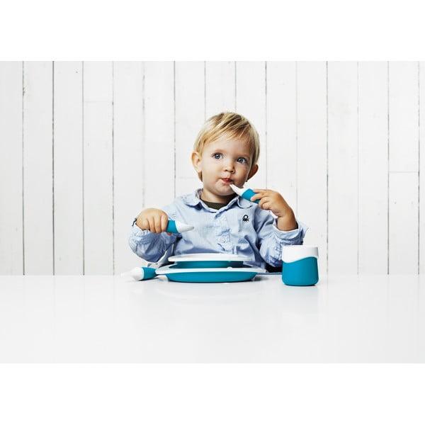 Dětská miska, modrá