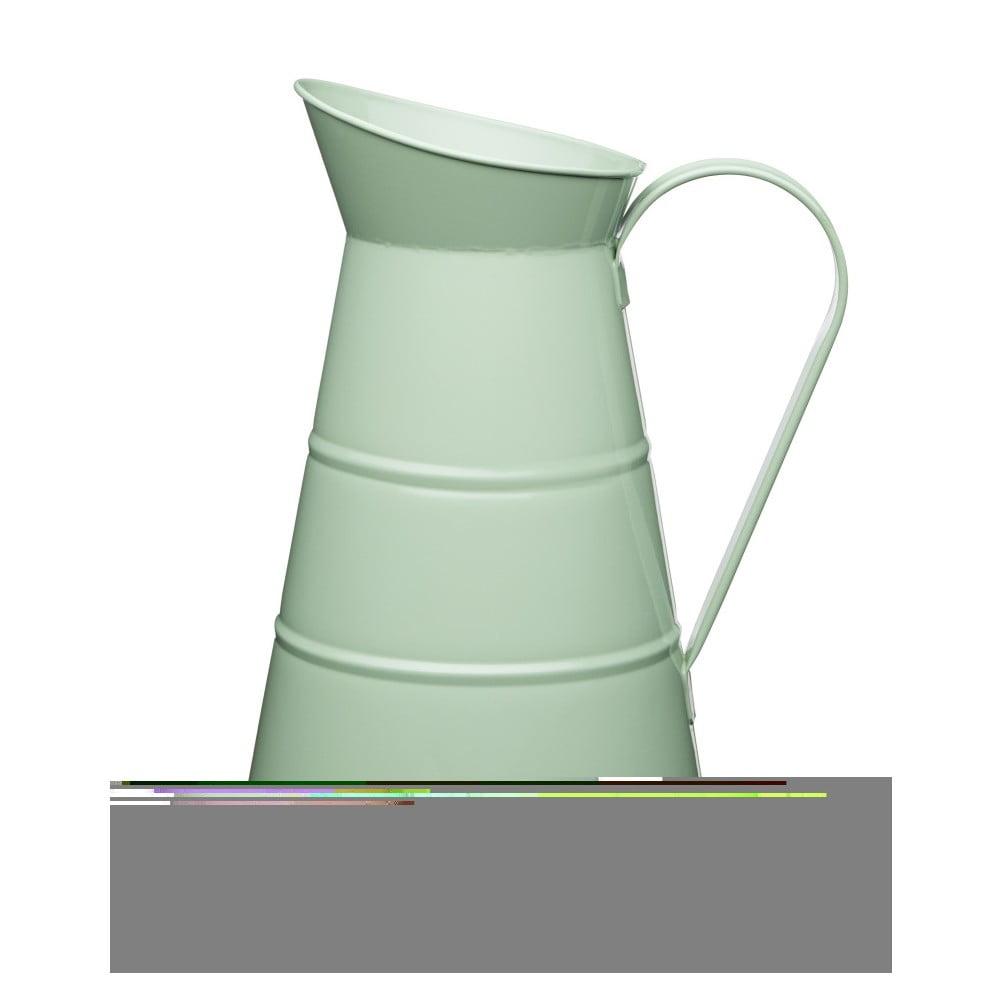Zelený džbánek na vodu Kitchen Craft, 2,3 l