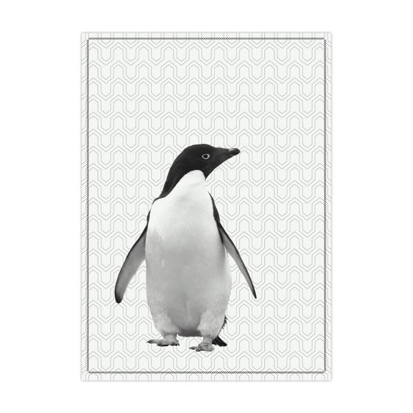 Prosop de bucătărie PT LIVING Penguin, 50 x 70 cm