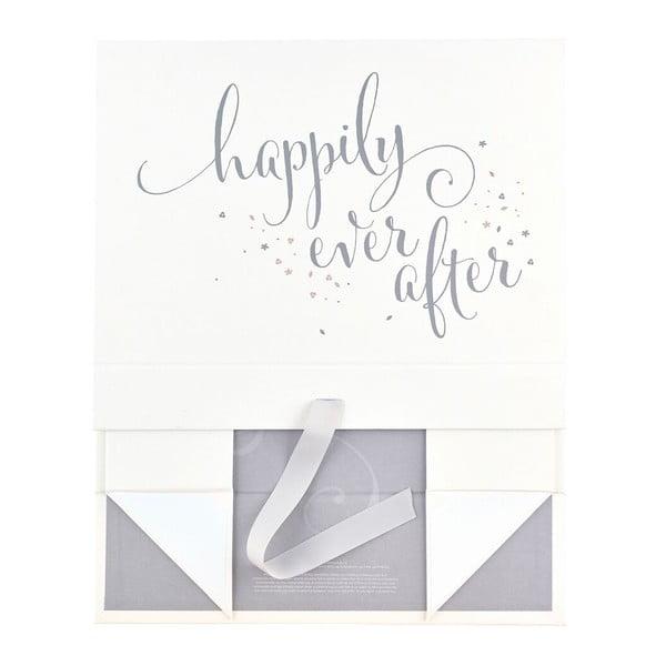 Esküvői ajándék karton doboz - Busy B