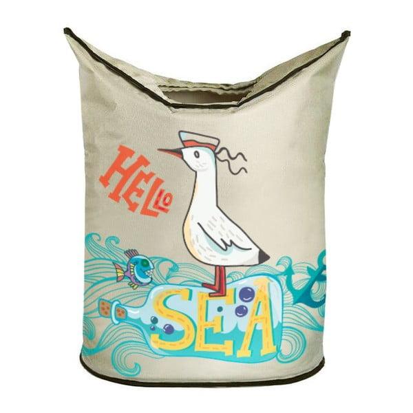 Koš na prádlo Hello Sea