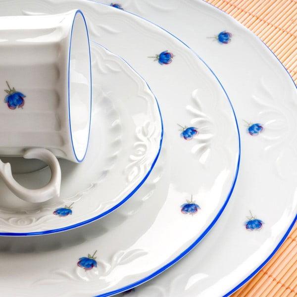 24dílná sada porcelánového nádobí Kutahya Gerho