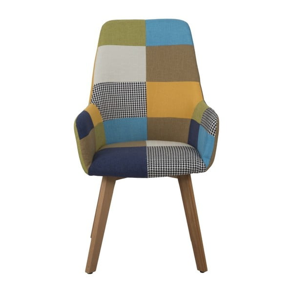 Ethiopia fotel, bükkfa lábakkal - Mauro Ferretti