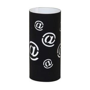 Stolní lampa Glimte Mail Black