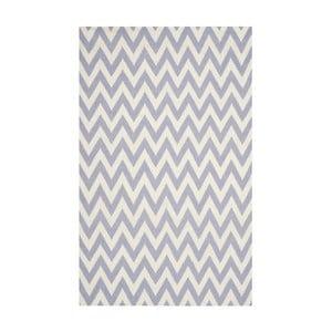 Vlněný ručně tkaný koberec Safavieh Nelli, 152x243cm