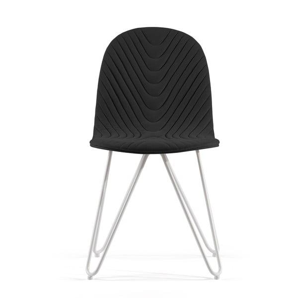 Židle Mannequin C, černá