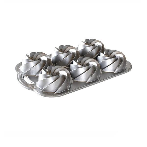 Formă pentru mini checuri, Nordic Ware Rondo