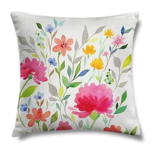 Polštář Beautiful Flowers, 43x43 cm