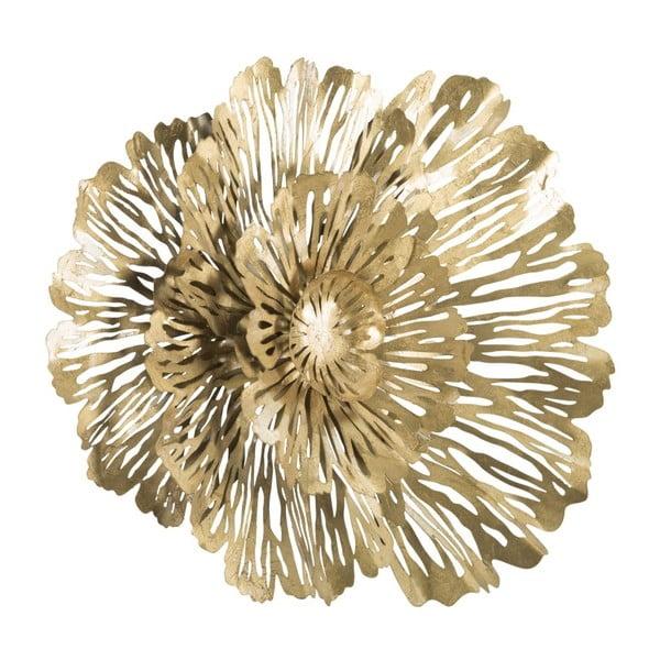 Nástěnná dekorace ve zlaté barvě Mauro Ferretti Ibis, šířka 52,5cm