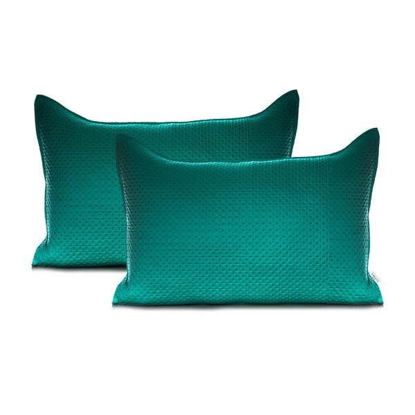 Față de pernă DecoKing Carmen, 50x70cm, verde