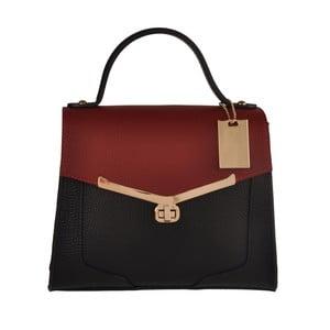 Černo-červená kabelka Matilde Costa Ashe