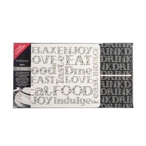 Set 8 suporturi pentru farfurii și căni Price & Kensington Soho