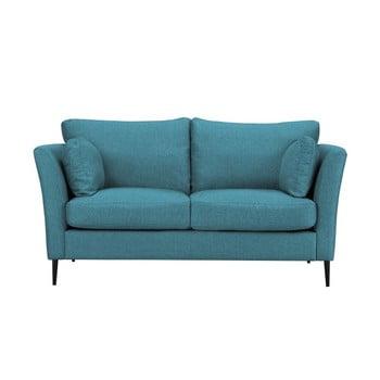 Canapea cu 2 locuri HARPER MAISON Eva albastru