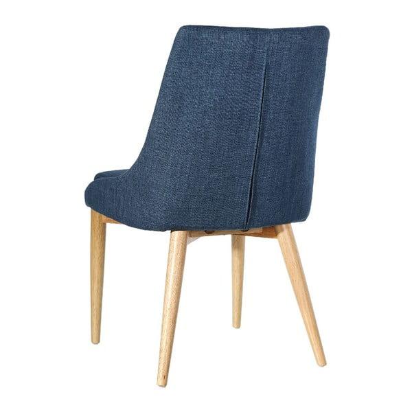 Židle Retro Up, modrá