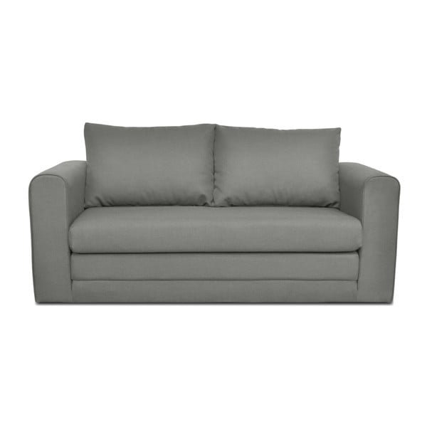 Szara 3-osobowa sofa rozkładana Cosmopolitan design Honolulu