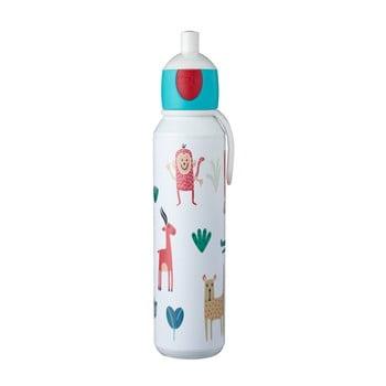 Sticlă pentru apă cu motiv animal Rosti Mepal Pop-Up