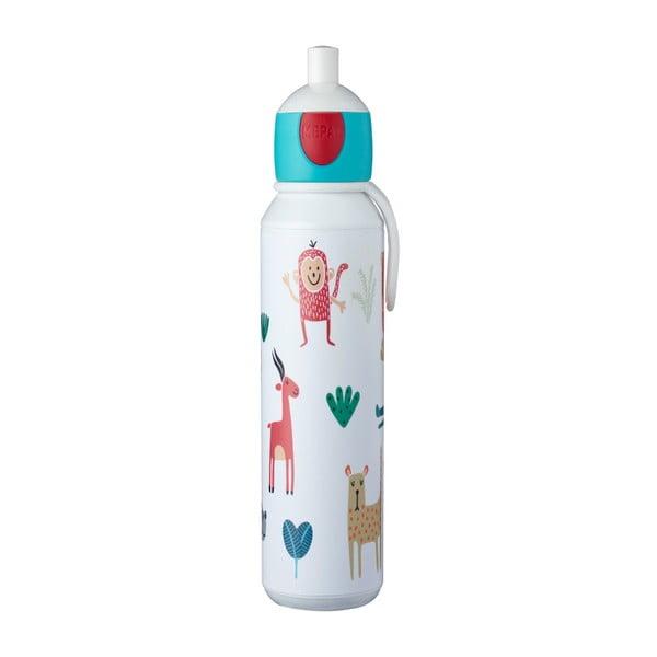 Fľaša na vodu s motívom zvierat Rosti Mepal Pop-Up