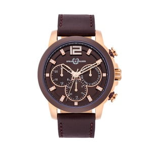 Pánské hodinky Highnoon Brown