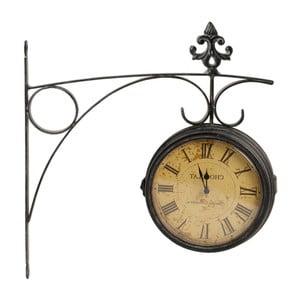 Nástěnné hodiny Antic Line Comalia