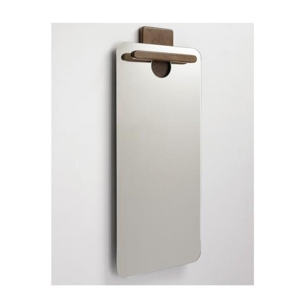 Zrcadlo Patère, 87x35 cm